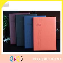 Oficina de papelería cuaderno cuaderno diario 25k/16k