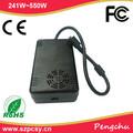 de alta calidad transformador de 220v 24v fuente de alimentación 24v 15a 360w