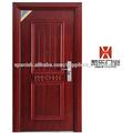 Nuevo estilo de la puerta de seguridad de acero de alta calidad