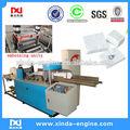 chine automatique pliage de serviettes machine à papier