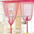 la belleza simple cortinas de cadena
