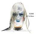 adhesivo látex blanco rostro humano máscara de imágenes