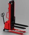 1.5t semi apilador eléctrico carretilla elevadora para la venta ctd15