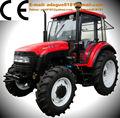 Tractor con motor yto: lt1004