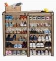 2014 muebles para el hogar de buena calidad de los zapatos de almacenamiento bastidores y closets