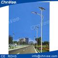 Venta de gran acogida 2013 Luces solares LED para calles con alta calidad CE