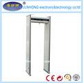 puerta del detector de metales caminar por tipo