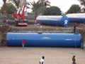 Tanque de acero para Combustibles