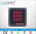 LED display la alta calidad Metro del panel de del amperímetro