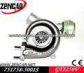 GT2256V turbo para Iveco Comercial CAR VAN con 8140.43K.4000 motor 751758-5001S/500379251 / 5001855042
