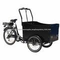 chine cyclomoteur électrique trois roues tricycle de cargaison