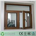 Ventana de madera de aluminio de China