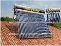Coletor New Arrival Unpressurized Vacuum Tube Solar