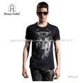 """""""Henrynoble"""" populares buena venta para la camisa de los jóvenes reales en el patrón 3d"""