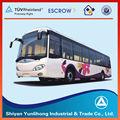 Diesel 12m 50 asientos del autobús de transporte público