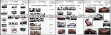 Suzuki Hyundai MOBIS GM Chevrolet Pièces TATA corps Mahindra