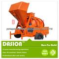 diesel betoneira jzr500h betoneira móvel na venda