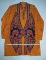 Hombres batik kurta suministro al por mayor punjabi