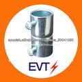 copla emt 1/2''de acero para tuberia conduit