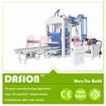 alta calidad ds4-15 pequeña máquina de ladrillo de hormigón