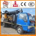 portátil nuevo modelo tw20truck Montados en camiones de agua de pozo de perforació para perforación 200m profundo pozo de agua