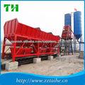 2013 venta caliente! Mini y ampliamente utilizado planta dosificadora de concreto HZS25