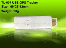 menor dispositivo de rastreamento GPS mundial TL007