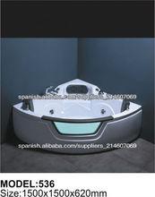 2014Producto de la fábrica!! masaje jacuzzi bañera