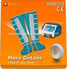 IHAP218 botas de presoterapia masajes linfáticos de drenaje de la máquina