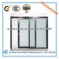 Puerta de aluminio profesional fabricante de China