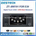 """ZESTECH Navegación 7"""" pantalla táctil radio Para BMW E39 E53 X5 Dvd GPS del Coche bluetooth/TV/DVB/ISDB/Radio/ATSC/DVB-T/Dvd/Gps"""