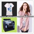 8 colores de impresión directa de múltiples funciones de la camiseta impresora Precio
