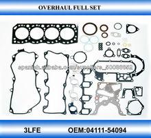 Kit de junta de culata del motor 3L TOYOTA 04111-54093/54094