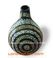 vietnã vaso da laca casca lustroso elevado