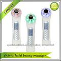 uso en el hogar Portable 5-in-1 masajeador facial ultrasónico