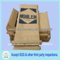 china bolsas de papel kraft para carbón vegetal 2014