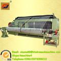alambre grueso máquina de tejer de malla hexagonal, máquina de malla de gavión totalmente automático