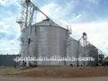 Silo de granero, silos para el almacenamiento de granero, silos para almacenar granero