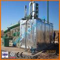 JNC negro aceite de máquina de reciclaje / residuos de la destilación de aceite de la purificación de la máquina / de aceite die