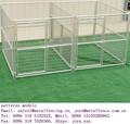 Perreras modelo de malla de alambre de acero ensambladas uso de interior y al aire libre plegable portable fácil barato