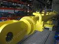 50 toneladas carrera larga cilindro hidráulico