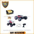 Control remoto juguete para los niños 2.4G 4 canales de coche del rc