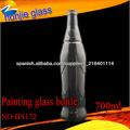 Botellas Alibaba Export alta calidad única de vidrio Fabricantes