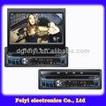 7'' reproductores de DVD con pantalla táctil para el coche