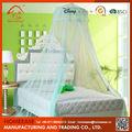100% poliéster palacio mosquiteras para camas