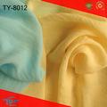 nueva gasa de seda china filamento compuesto de moda y popular hecha de tela