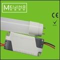 Lâmpada LED Tubular T8 com bom substituto para as tradicionais lâmpadas fluorescentes