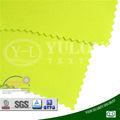 Tela fluorescente EN20471 para ropa de alta visibilidad para la venta