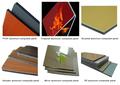 buena calidad de la pared exterior panel compuesto de aluminio