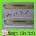 175cm de la manivela de las bicicletas
